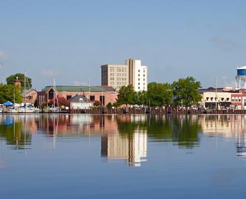 Elizabeth City Harbor