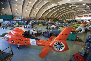 Coast Guard Aircraft Repair