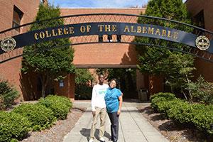 College Albemarle