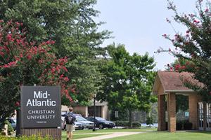 Mid Atlantic Christian University NC