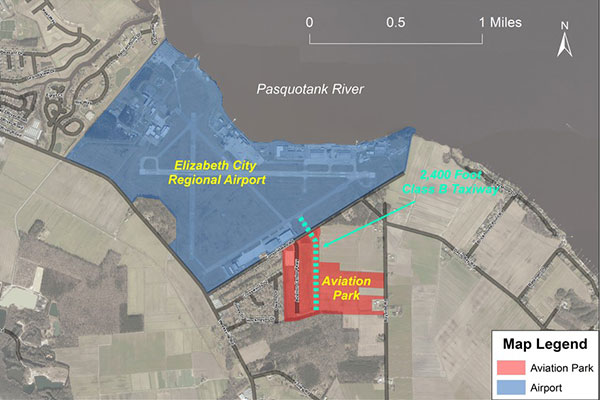Airpark Map
